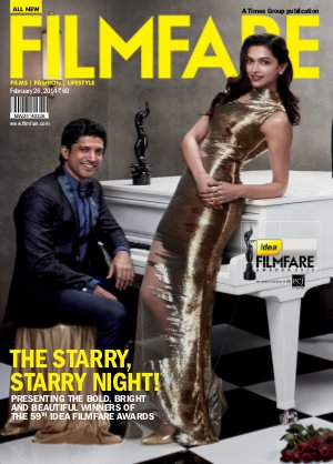 Filmfare English  26-February-2014 - Read on ipad, iphone, smart phone and tablets.