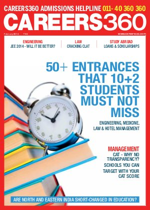 Careers360 February 2014 English - Read on ipad, iphone, smart phone and tablets.