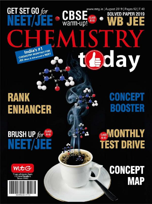 Chemistry Today e-magazine in English by MTG Learning Media Pvt Ltd