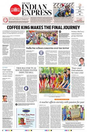 The New Indian Express-Coimbatore