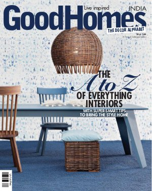 GOODHOMES THE DECOR ALPHABET 2014