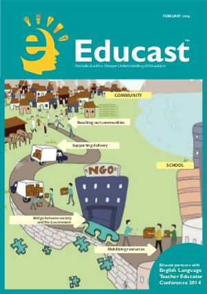 Educast February 2014 - Read on ipad, iphone, smart phone and tablets.