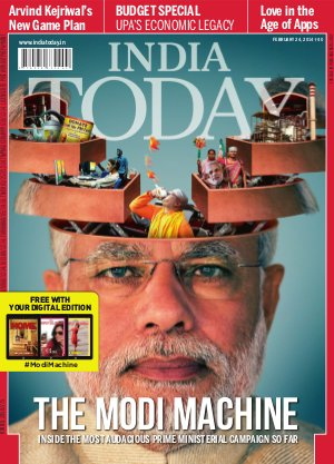 India Today-24th February 2014 - Read on ipad, iphone, smart phone and tablets.