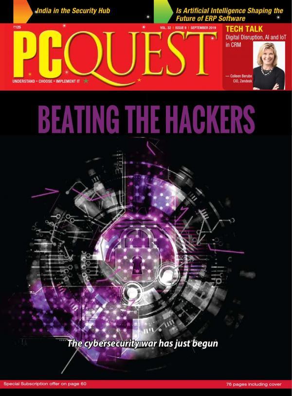 PCQuest e-magazine in English by Cyber Media (India) Ltd