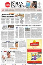 The New Indian Express-Warangal e-newspaper in English by