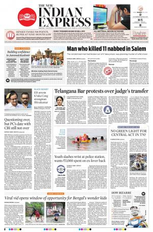 Express Publications The New Indian Express-Madurai, Wed, 4