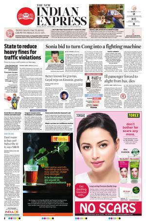 Express Publications The New Indian Express-Kochi, Fri, 13