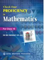 Check Your Proficiency in Mathematics