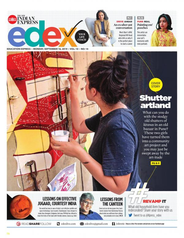 indian express astrology magazine