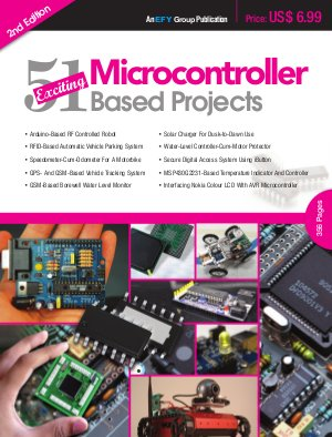 Micro Controller Based Projects - Read on ipad, iphone, smart phone and tablets