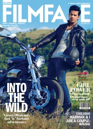 Filmfare English  26-March-2014 - Read on ipad, iphone, smart phone and tablets.