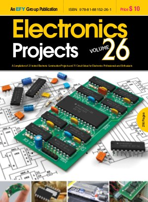 Electronics Projects Vol 26