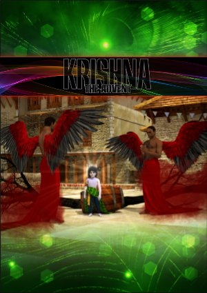 Krishna The Advent - Read on ipad, iphone, smart phone and tablets