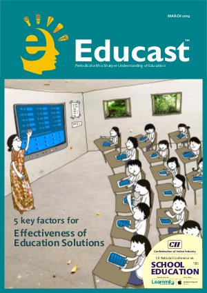 Educast March 2014 - Read on ipad, iphone, smart phone and tablets.