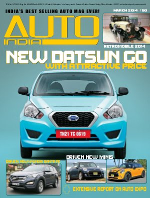 Auto India (March 2014) - Read on ipad, iphone, smart phone and tablets.