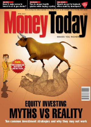 Money Today-April 2014