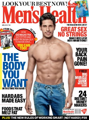 Men's Health-April 2014