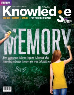 BBC Knowledge Magazine June 2014