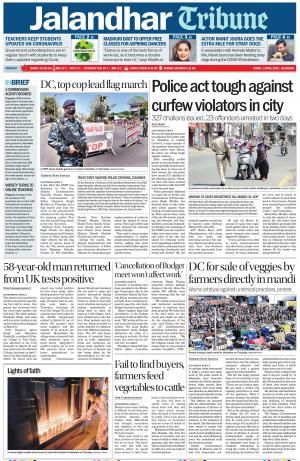 Jalandhar Tribune