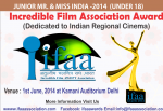 IFAA Awards & Junior Mr. & Miss  India 2014