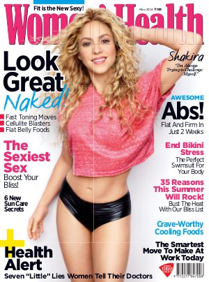 Women's Health-May 2014