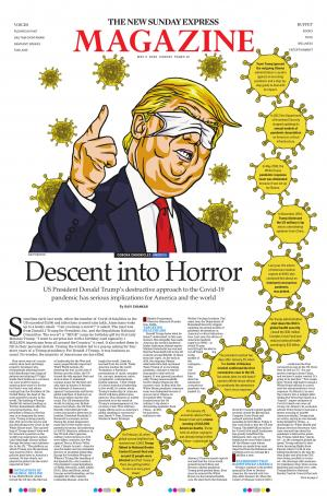 The New Sunday Express Magazine
