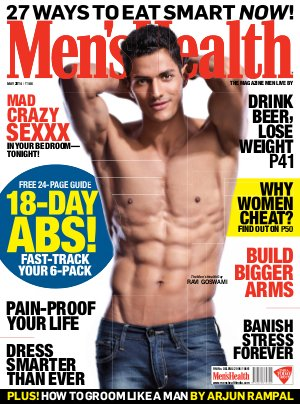 Men's Health-May 2014 - Read on ipad, iphone, smart phone and tablets.