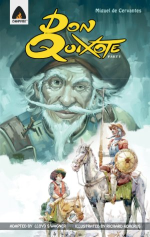 Don Quixote Part-1 - Read on ipad, iphone, smart phone and tablets.