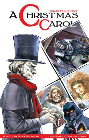 A Christmas Carol - Read on ipad, iphone, smart phone and tablets.