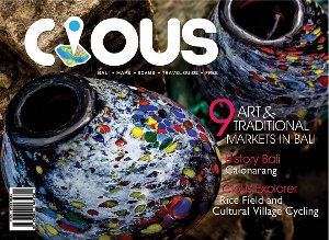 Cious Bali | 9 ART & Traditional Markets in Bali , Ed May 14 Vol. 17