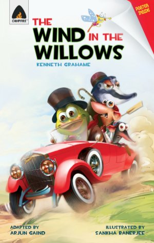 The Wind in the Willows - Read on ipad, iphone, smart phone and tablets.
