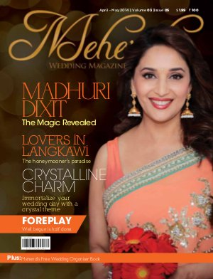 MEHENDI WEDDING & LIFESTYLE MAGAZINE