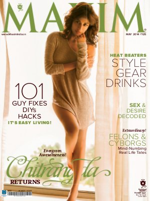Maxim India May Issue 2014 - Read on ipad, iphone, smart phone and tablets.