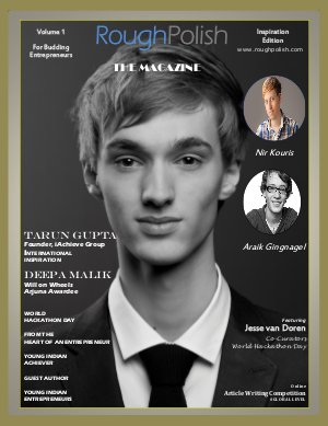 RoughPolish-THE MAGAZINE - Read on ipad, iphone, smart phone and tablets