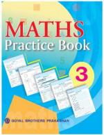 Maths Practice Book with Mental Mathematics Book 3