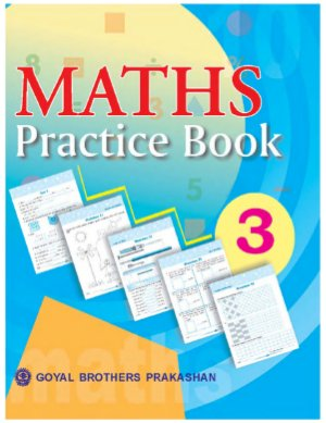 Maths Practice Book with Mental Mathematics Book 3 - Read on ipad, iphone, smart phone and tablets