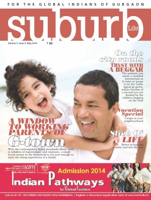 SUBURB May 2014 - Read on ipad, iphone, smart phone and tablets.