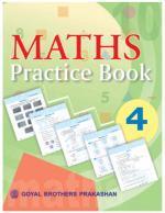 Maths Practice Book with Mental Mathematics Book 4