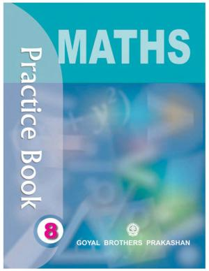 Maths Practice Book with Mental Mathematics Book 8
