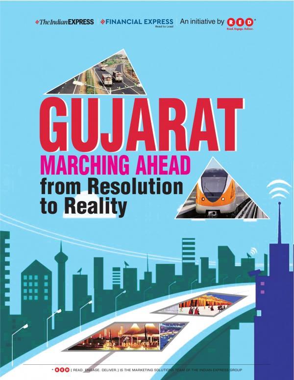 Gujarat Marching Ahead