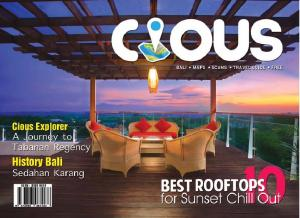 10 Best Rooftops for Sunset Chill out in Bali, Ed June 14 Vol. 18
