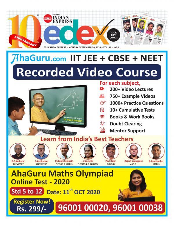 EDEX Telangana/Andhra Pradesh