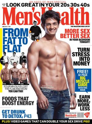 Men's Health-June 2014