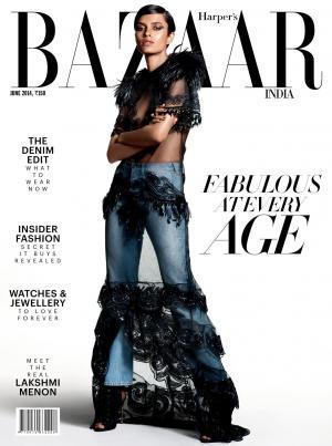 Harper's Bazaar-June 2014 - Read on ipad, iphone, smart phone and tablets.