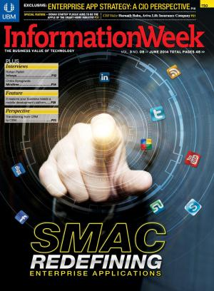 SMAC Redefining Enterprise Applications