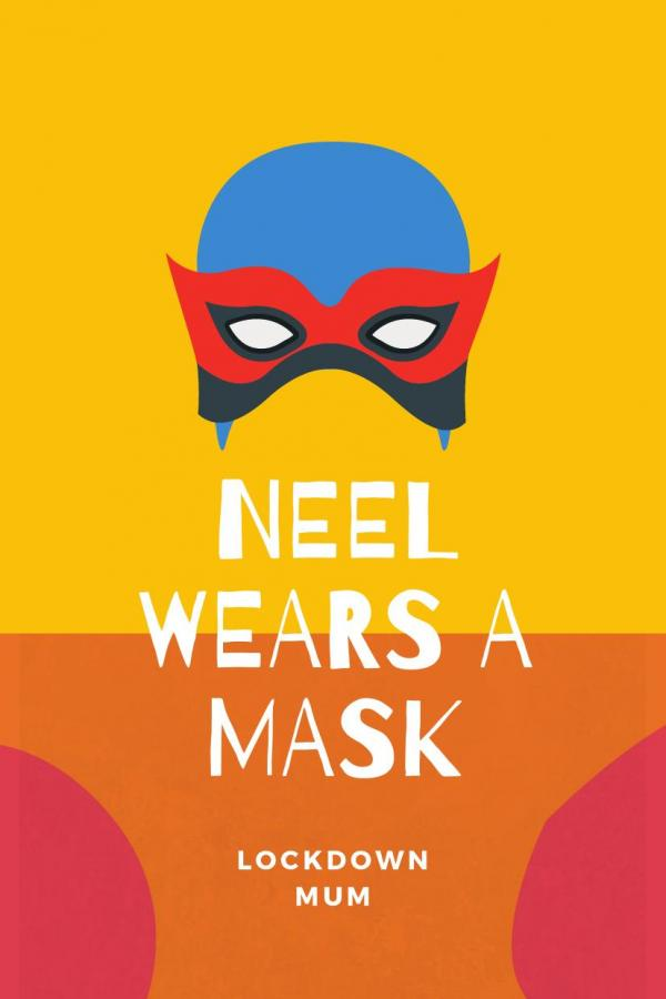 Neel Wears a Mask