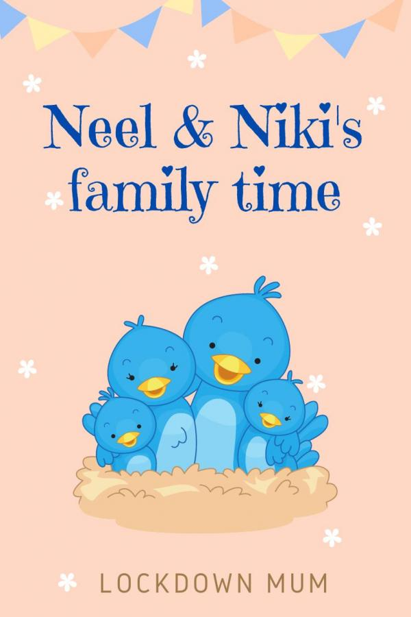 Neel and Niki's Family Time