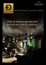 Entertainer's Connect 2014 - Read on ipad, iphone, smart phone and tablets.