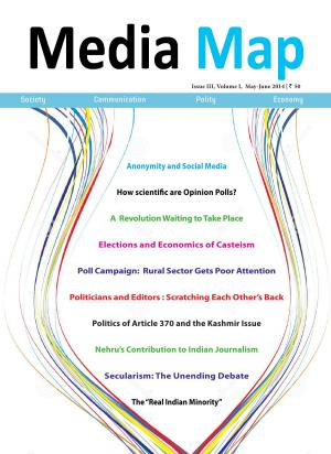 Media Map May - June 2014 Combined Issue