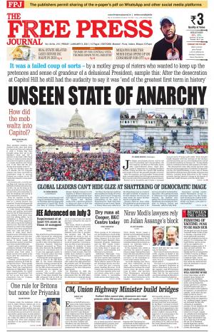 Free Press - Mumbai Edition